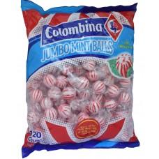 Jumbo Mint Candy Balls (Pack of 120)