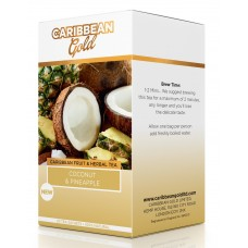 Caribbean Gold Coconut and Pineapple Tea 40g