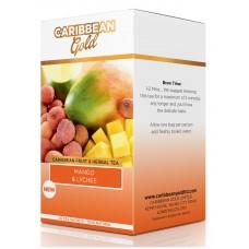 Caribbean Gold Mango & Lychee Tea 40g