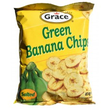 Grace Salted Green Banana Chips