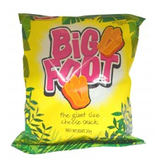 Big Foot Cheese Snack