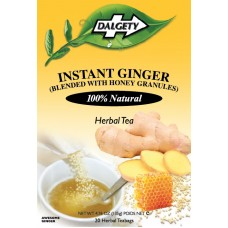 Dalgety Instant Ginger Herbal Caribbean Tea