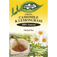 Dalgety Camomile & Lemongrass Herbal Caribbean Tea