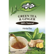 Dalgety Green Tea & Ginger
