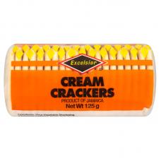 Excelsior Jamaican Cream Crackers