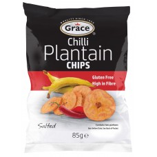 Grace Chilli Plantain Chips